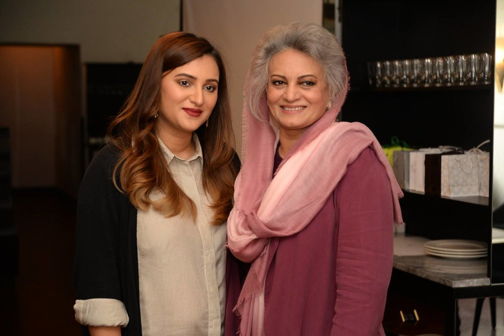 The Dynamic Duo -Redah Misbah & Masarrat Misabh who are changing the years old standards of beauty industry everyday
