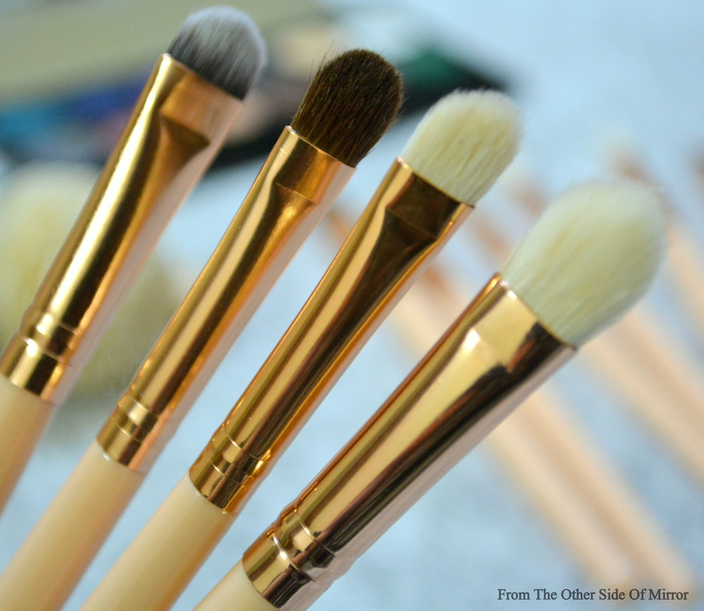 Flat Shadow Brushes