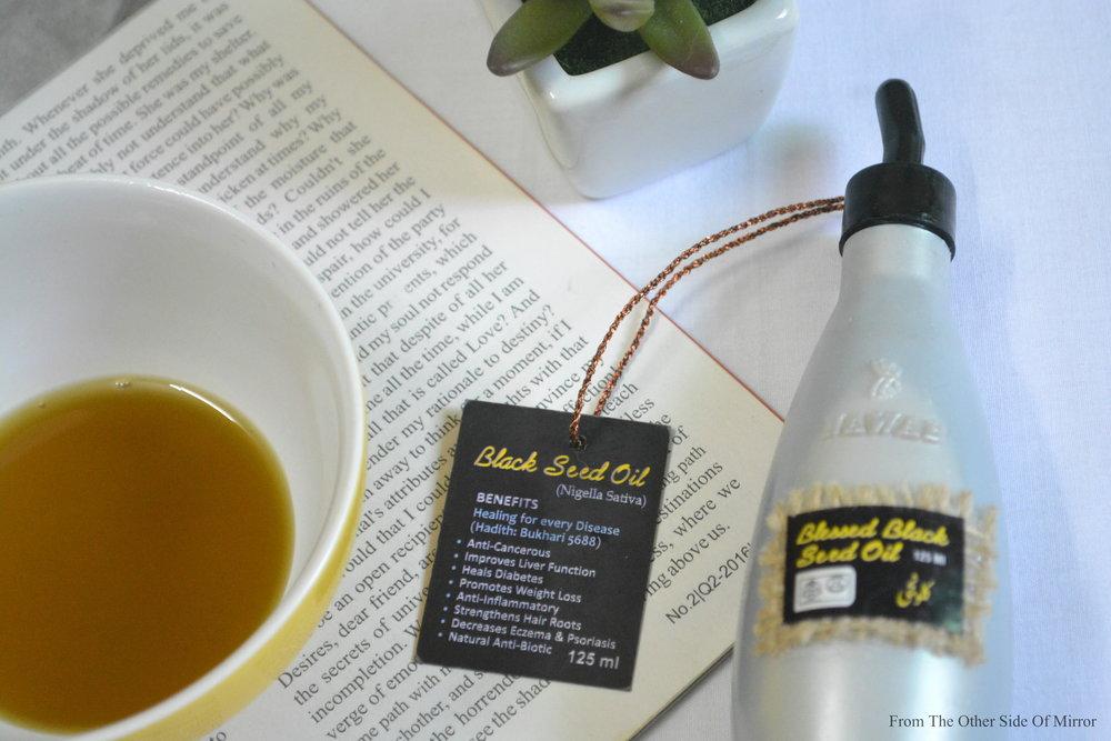 Blessed Black Seed Oil