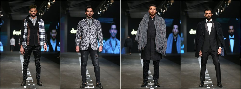 Men's Styling at Depilex Reveal'17