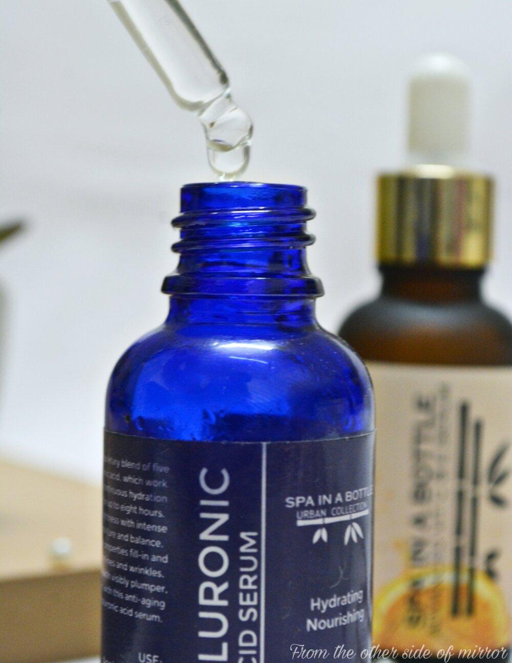 Spa in a bottle Hyaluronic Acid Serum